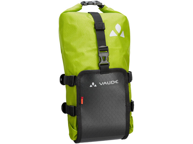 VAUDE Trailmulti Front Fork Bag 5l black/green
